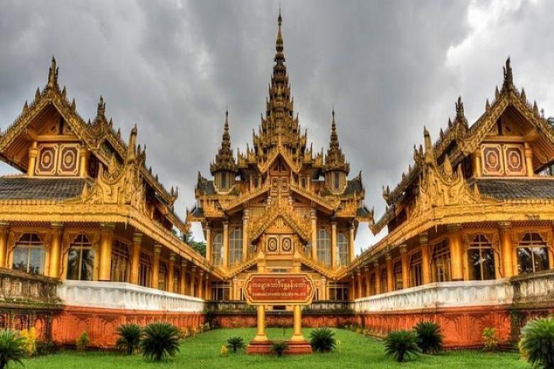 Cung điện hoàng gia Kanbawza thadi