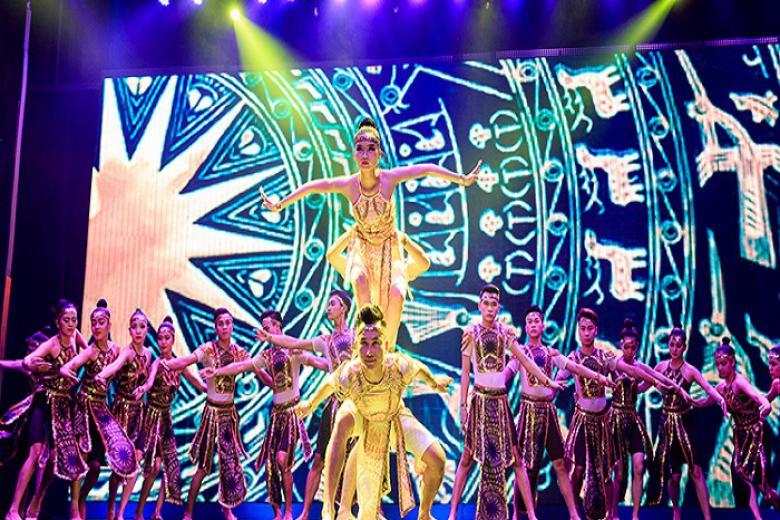 Vé xem Galina show - Hoa Đất Việt