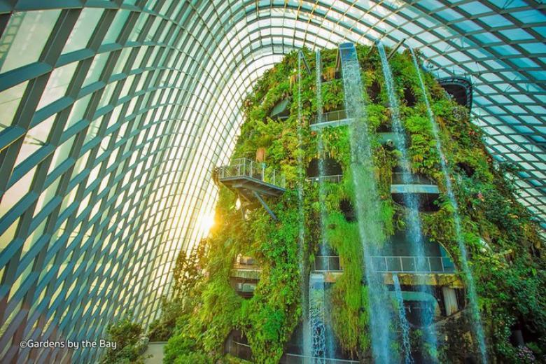 Vé tham quan Gardens by the Bay Singapore