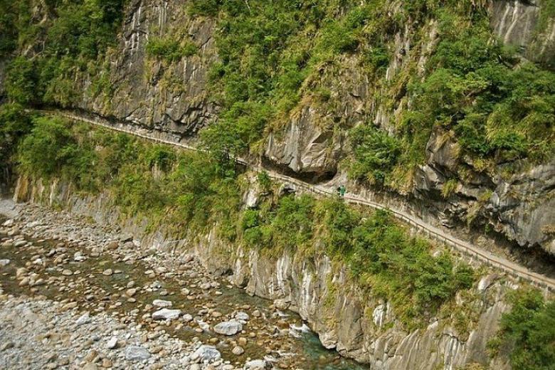 Hẻm núi Taroko Gorge