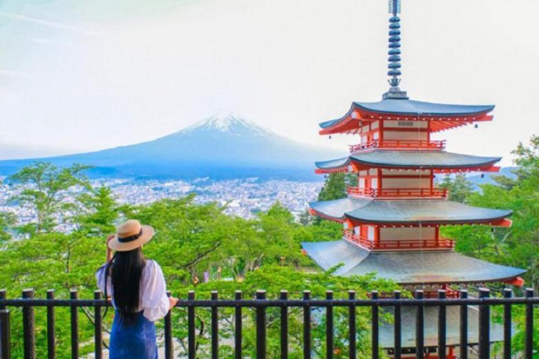 Tour Tokyo - Owakudani - Yamanashi - Fuji - Ibaraki 4N3Đ
