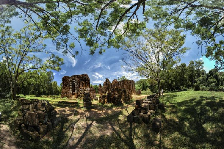 Tour Khám Phá Thánh Địa Mỹ Sơn 1 ngày.
