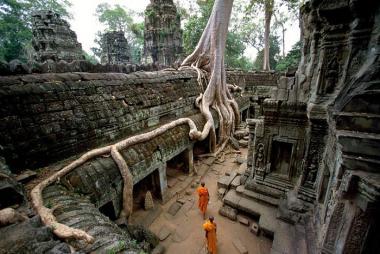 Bavet - SiemReap - PhnomPenh - Bavet 4N3Đ