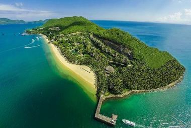 Tour Nha Trang khám phá Vịnh đi bằng cano Ihome 1 Ngày