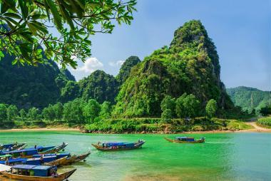 Tour Động Phong Nha -Mộ Đại Tướng Võ Nguyên Giáp 1 Ngày