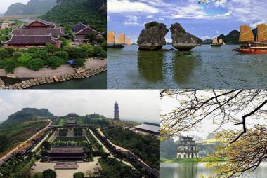 Tour Hà Nội - Hạ Long - Ninh Binh 4N3Đ
