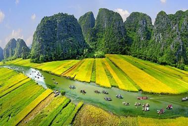 Tour Hà Nội - Hoa Lư - Tam Cốc 1 Ngày