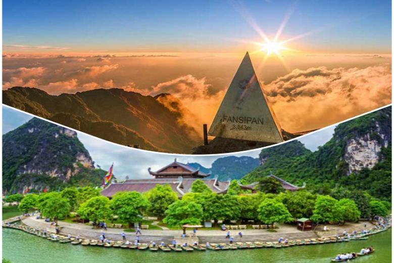 Tour Hà Nội - Sapa - Ninh Bình 4N3Đ