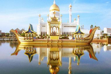 Brunei - Bandarr Seri Begawan 4N3Đ