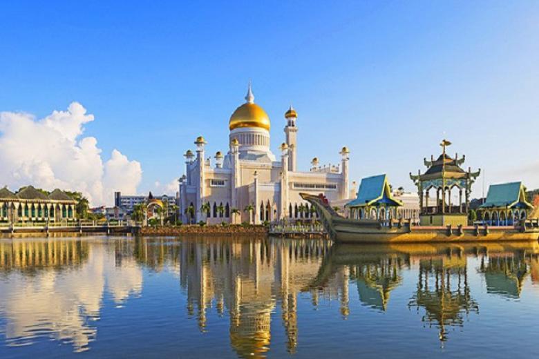 Brunei - Bandarr Seri Begawan 3N2Đ