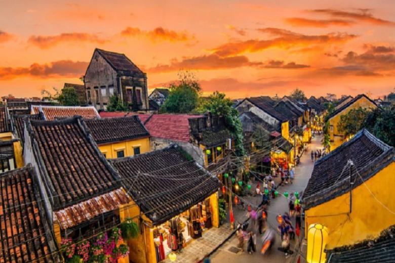 Tour HCM - Đà Nẵng - Hội An 3N2Đ