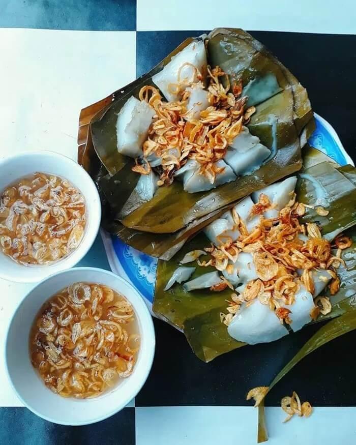 Món bánh ngon nhất Nam Định - bánh bèo