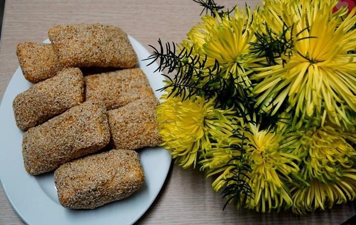 Món bánh ngon nhất Nam Định - bánh rang