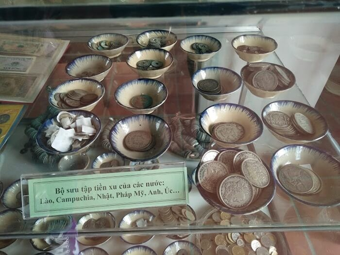 Country Museum - coin collection
