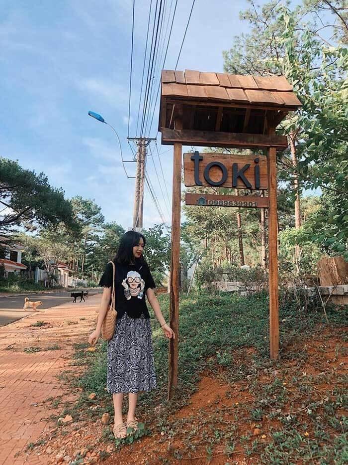 Biệt thự rừng thông Kon Tum - Toki