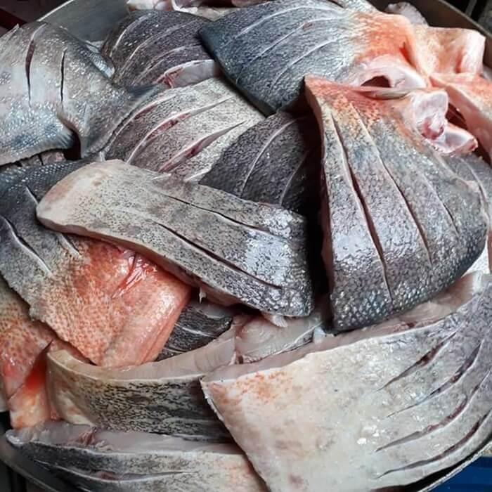 Cá thính Phú Thọ làm từ cá mè, cá trôi, cá trắm