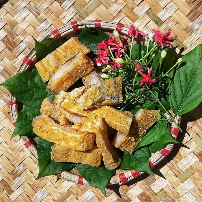 3 giai đoạn quan trọng để làm món cá thính Phú Thọ