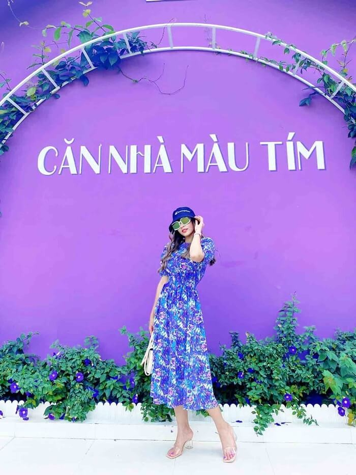 Introducing the purple house of Cần Thơ