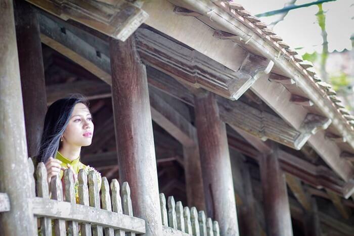 Cầu ngói Hải Hậu Nam Định - điểm check in nổi tiếng của giới trẻ