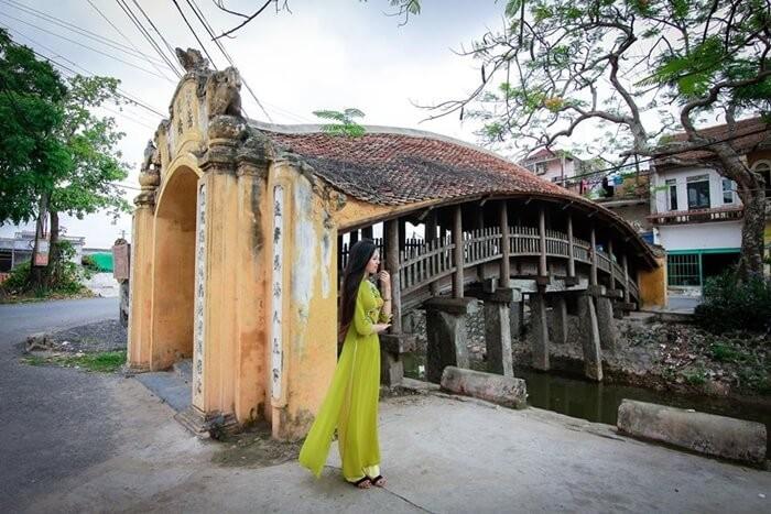 Cách di chuyển về cầu ngói Hải Hậu Nam Định như thế nào?