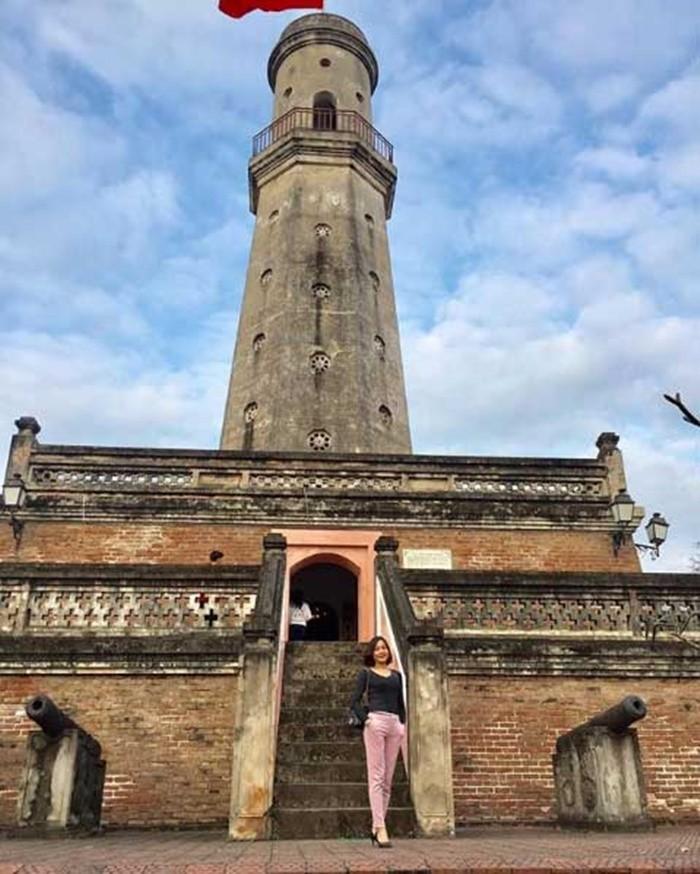 Cột cờ Nam Đình và dấu ấn lịch sử