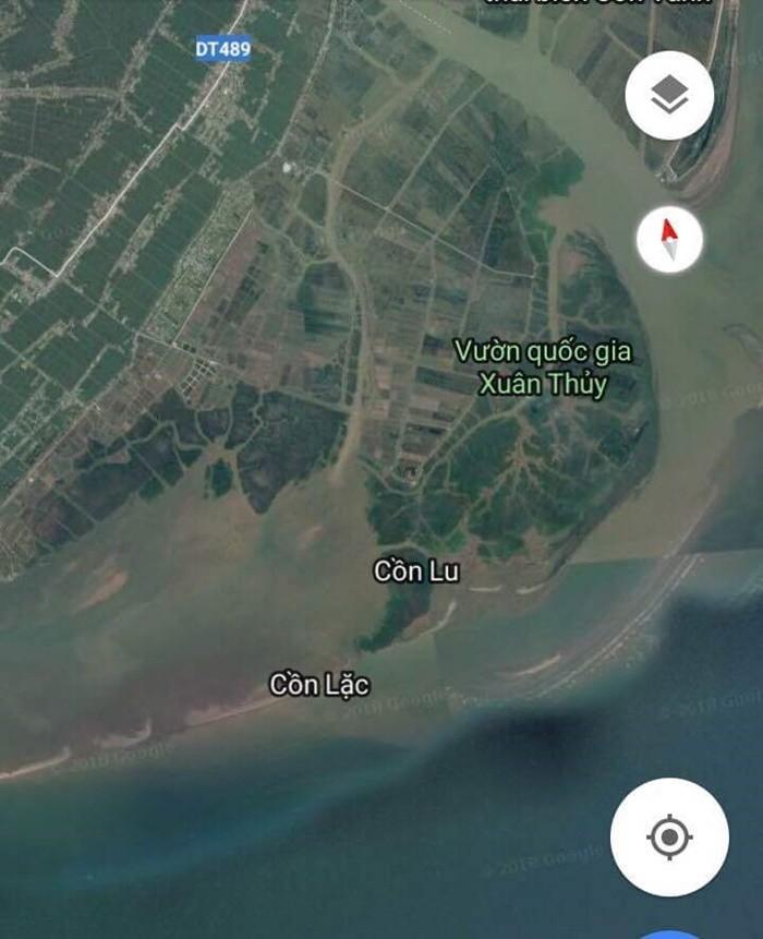Cửa Ba Lạt Nam Định ở đâu?