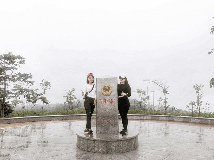 Cửa khẩu Bờ Y - chinh phục ngã ba Đông Dương