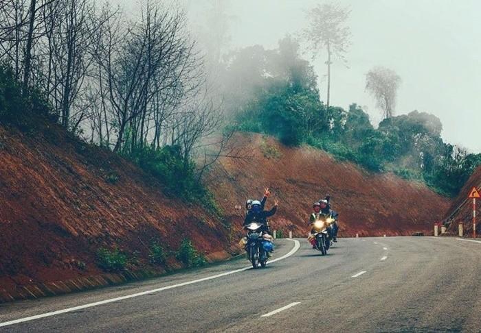 Address to rent a cheap motorbike Kon Tum
