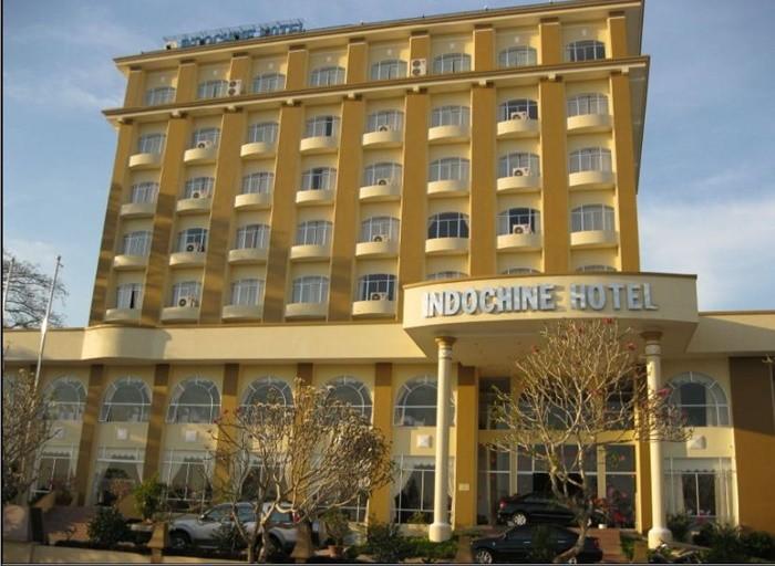 Address to rent a cheap motorbike Kon Tum - Indochine hotel