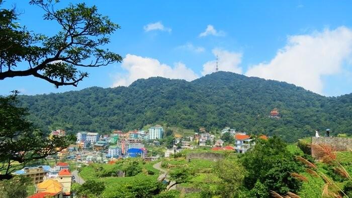 Địa điểm du lịch 30/4 gần Hà Nội - Tam Đảo