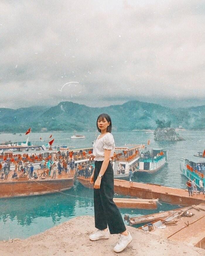 Điểm cắm trại gần Hà Nội - Thung Nai Hòa Bình