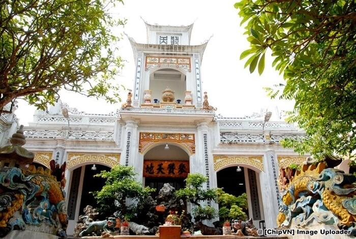 Điểm du lịch tâm linh ở Nam Định - Đền Bảo Lộc