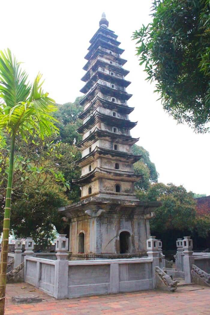 Điểm du lịch tâm linh ở Nam Định - Chùa Phổ Minh