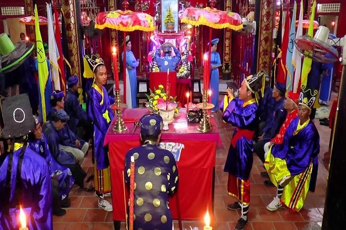 Đình Tân Lộc Đông - lễ hội