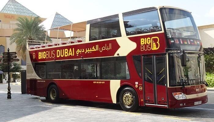 Kinh nghiệm du lịch Dubai tự túc: Phương tiện đi lại