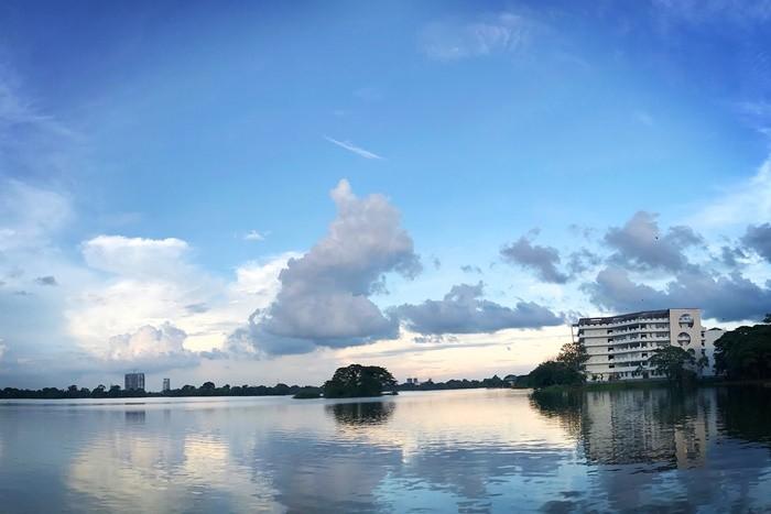 Thời điểm thích hợp để du lịch hồ Inya Myanmar