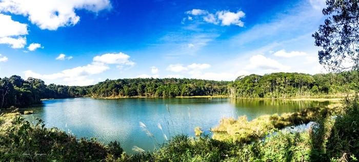 Nghe nói Kon Tum sở hữu hồ Tooc Đam đẹp đến nao lòng!