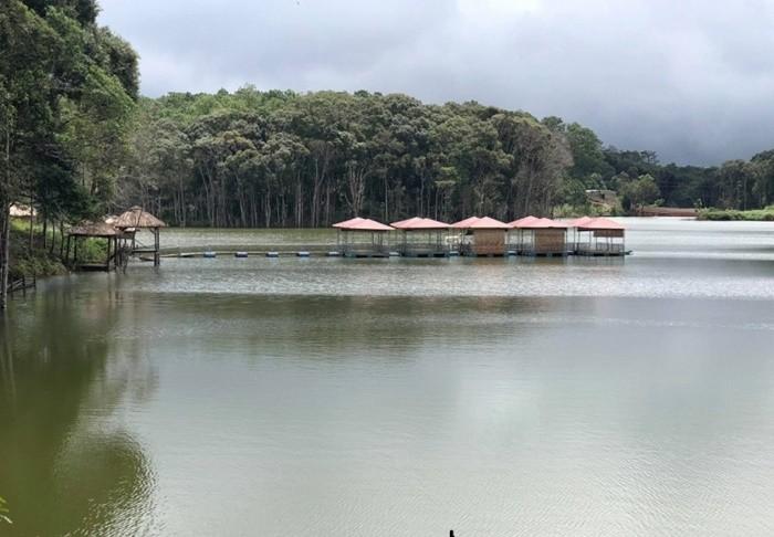 Hồ Toong Đam ở đâu Kon Tum?