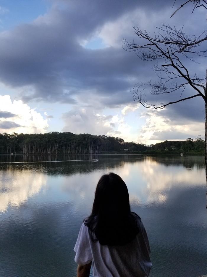 Thời điểm đẹp nhất đến thăm hồ Toong Đam?