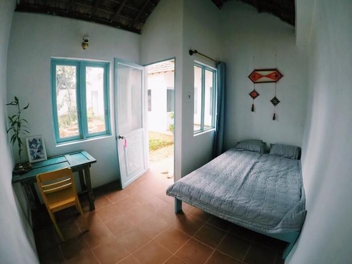 Garden homestay Kon Tum decor simple