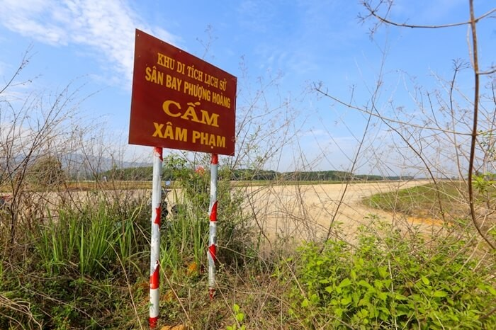 Dak To victory relic area - Phuong Hoang airport