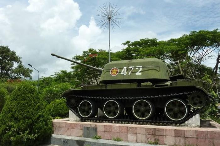 Dak To victory relic - tank 472