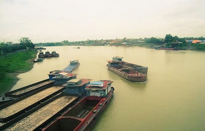 Back to Phu Tho, remember to visit Bach Hac tourist area - Got Wharf