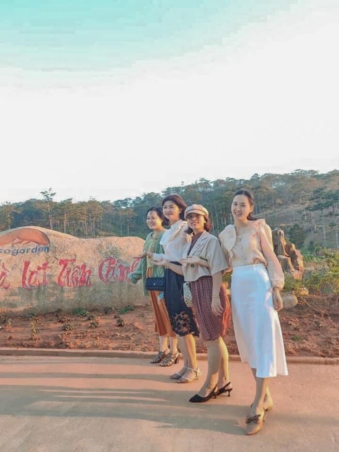 Khu du lịch Đà Lạt Tiên Cảnh - checkin cùng hội bạn thân