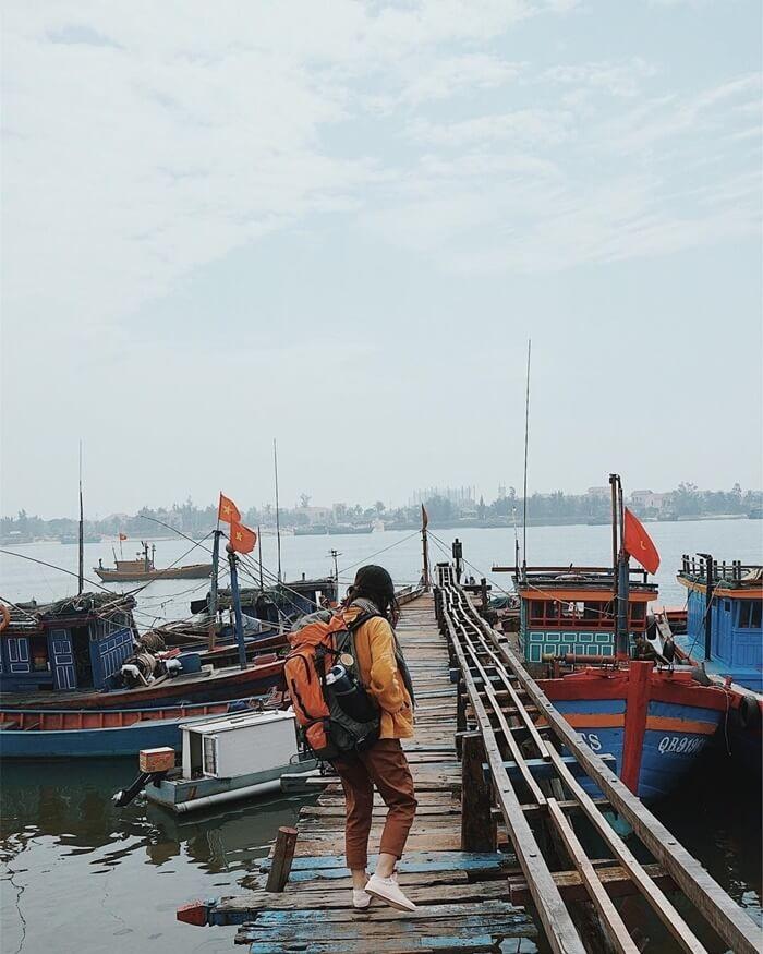 Khu sinh thái Cồn Lu - Cồn Ngạn - bến thuyền