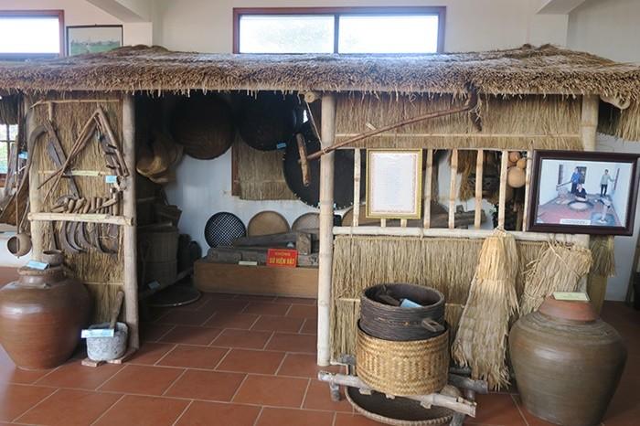 Kinh nghiệm du lịch Giao Thủy - bảo tàng đồng quê