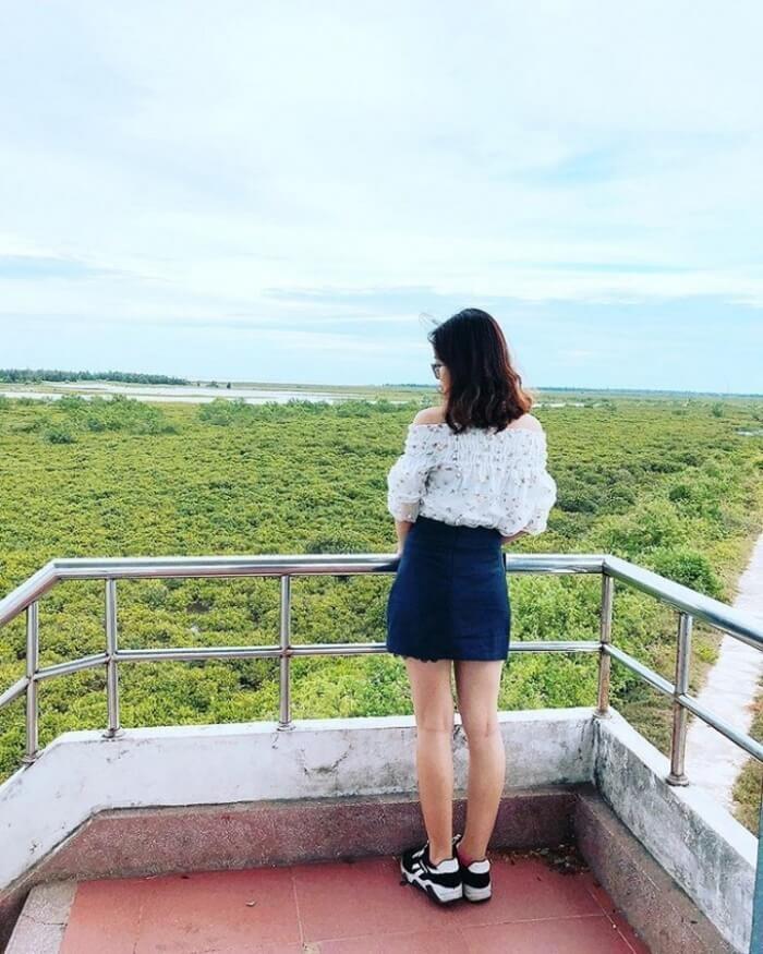 Kinh nghiệm du lịch Giao Thủy - vườn quốc gia Xuân Thủy