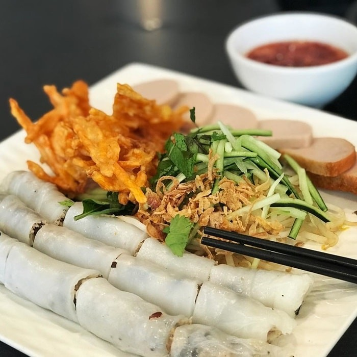 'La cà quán xá' để thưởng thức các món ăn ngon Nam Định trứ danh