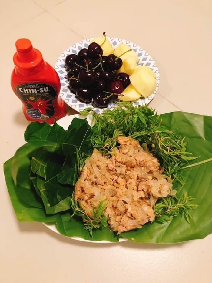 Nguồn gốc của món ăn nem nắm Giao Thủy