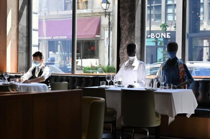 Đây là cách mà các nhà hàng trên thế giới bảo vệ thực khách mùa dịch!